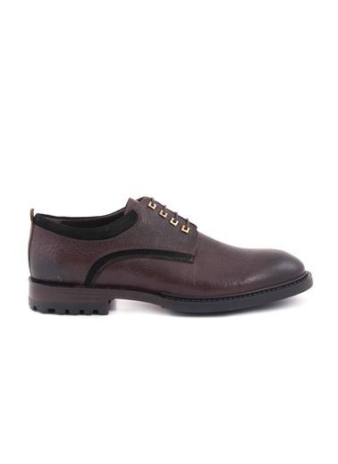 %100 Deri Bağcıklı Ayakkabı-Mocassini